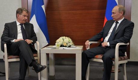 Владимир Путин не верит в финансовый апокалипсис