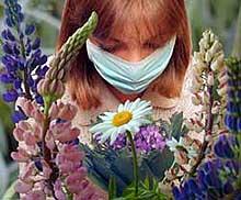 Аллергия - болезнь ХХI века