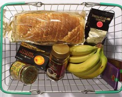 Инфляция продуктов питания в России и мире