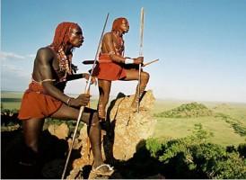 Племя русскоязычных людоедов найдено в Танзании