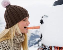 Как питаться зимой, чтобы не заболеть