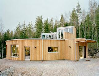 В Швеции строят дома, обогреваемые человеческими телами