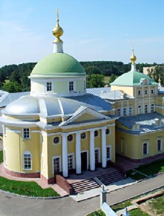 Свято-Екатерининский монастырь – возрожденный из ада