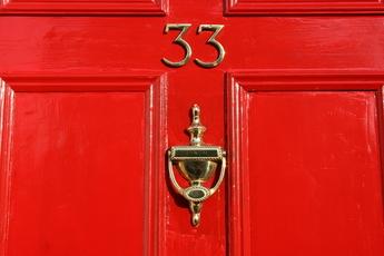 Число вашей квартиры