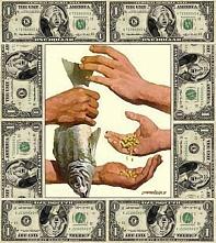 Международная торговля без денег