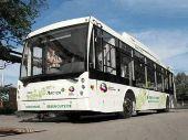 Представлены первые российские электробусы