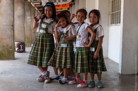 Школа на Филиппинах