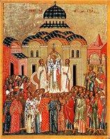 О празднике Воздвижения Креста Господнего в Годенове