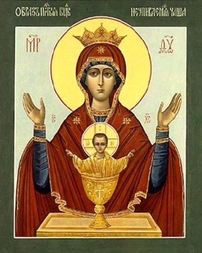Чудотворные иконы – целительницы
