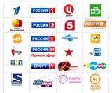 Популярные ТВ каналы