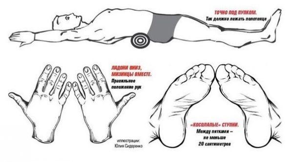 Избавиться от болей в спине с помощью японской методики